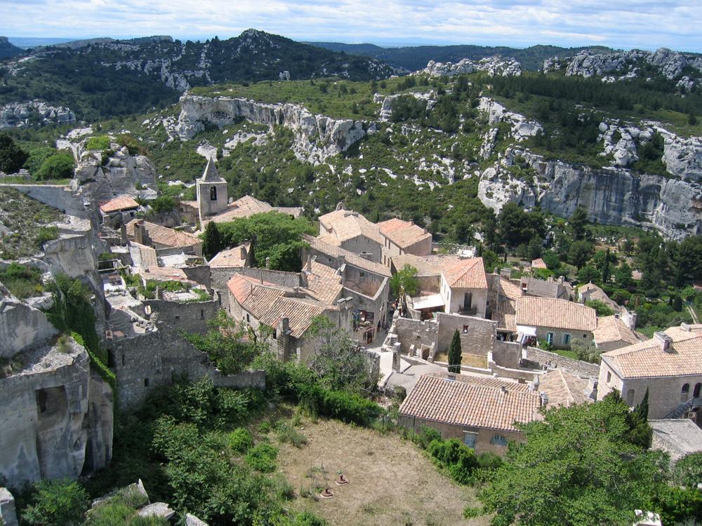 Authentic Provence Les Baux de Provence