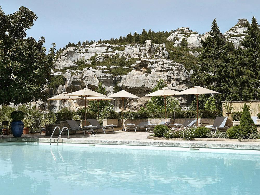 Oustau de Baumaniere Hotel & Spa