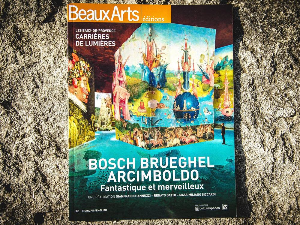 Bosch Brueghel Arcimboldo