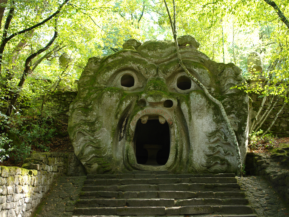 Gardens of Bomarzo