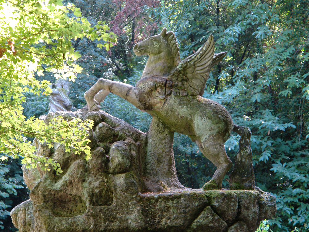 Authentic Provence Gardens of Bomarzo