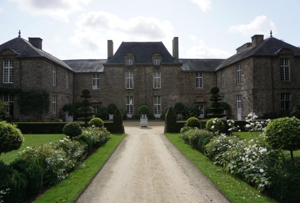 The Gardens of the Chateau La Ballue